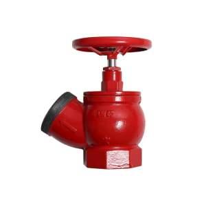 Клапан пожарного крана КПК-50 (угловой 125°)